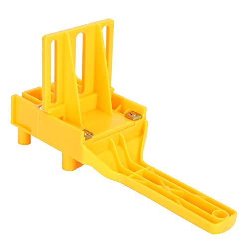 Kit de plantilla de clavijas de carpintería de mano, localizador de perforaciones 41 piezas/juego Juego de plantillas de clavijas de carpintería de mano, para mejorar el hogar