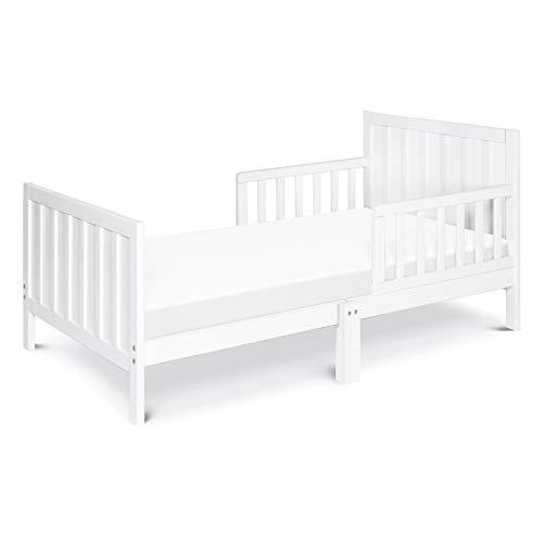 Carter's by DaVinci Benji Toddler Bed in White