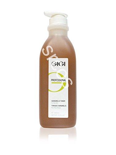 GIGI Hamamelis Toner for Oily Skin 1000ml 35fl.oz