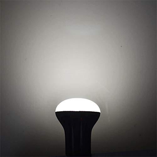 Bombilla LED R39 R50 R63 Lámpara LED Regulable E14 Ampolla E27 SMD2835 Lampada 3W 5W 7W 220V 240V Para iluminación doméstica Sin soporte Dimmer 6PCS, 7W E27, blanco
