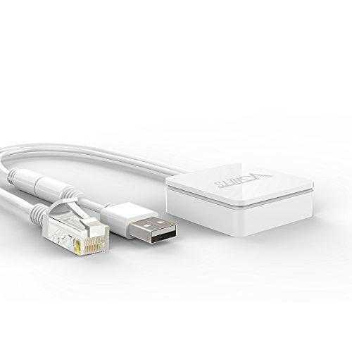 Vonets Mini Router inalámbrico portátil 300 Mbps Conexión en Red WiFi Bridge WiFi Hotspot Signal Booster Ap VAR11N-300