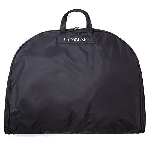 COMMUSE コミューズ ガーメントバッグ スーツカバー スーツ入れ 撥水 防水ケース スーツ用 収納ケース 型崩れ防止 旅行バッグ