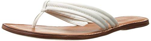 Bernardo Women's Miami Dress Sandal, White Calf,8.5 M US