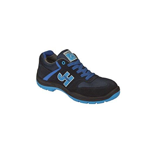 J' Hayber Works 85600-2 - Calzado de seguridad Casual sport Style S1P SRC MARINO - AZUL J'Hayber