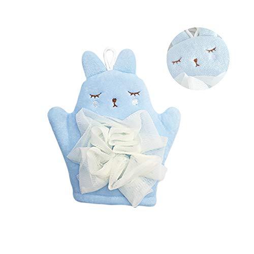 LICQIC Gant de toilette - Gant de toilette pour bébé et enfant à partir de 0 mois