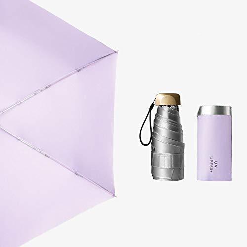 日傘 折りたたみ レディース UVカット率99.9% 晴雨兼用 軽量 紫外線遮断 日焼け止め対策 携帯便利 収納ポーチ付き