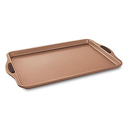 "Nordic Ware 48043 Freshly Baked Cookie Sheet, 10"" x 15"", Copper"