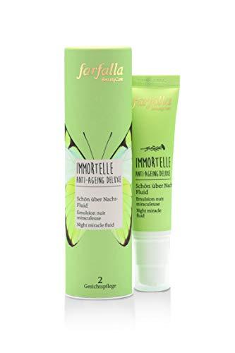 farfalla BeautyCare Immortelle Fluide anti-âge Deluxe Belle nuit 30 ml