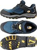 Glamour fontaneros–Zapatillas de seguridad tamaño 11(46)