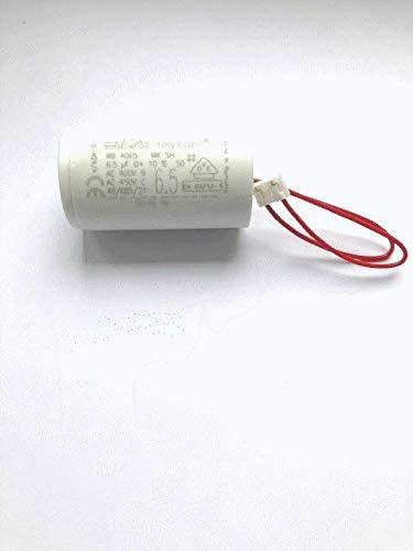 Bubendorff Kondensator mit Anschluss 6,5 µF für Rollladen