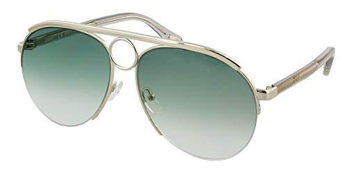 Chloe Damen Ce152s Sonnenbrille, Gold/Gradient Petrol, Standard