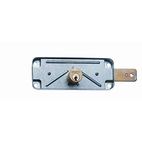 Metal. Cerrajera De Mondragon. S.A. 1511Av - Cerradura met.sobr. 1511av a/cincado pta.met.basculante mcm