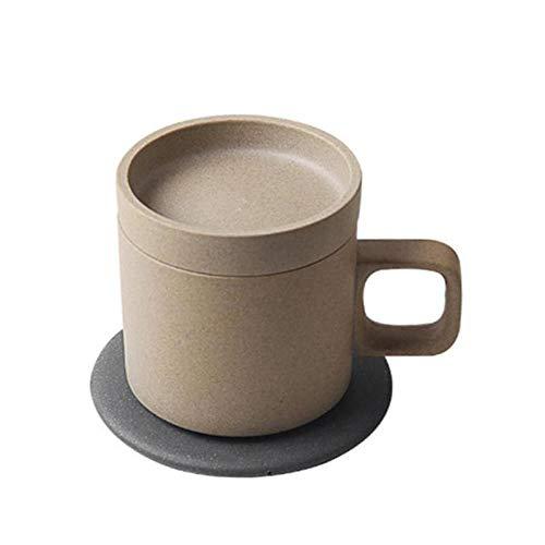 Heizkaffeetasse, 55 Grad, intelligent, kabellos, elektrisch, beheizbar, konstante Temperatur, isoliert, Kaffeebecher, Kaffee