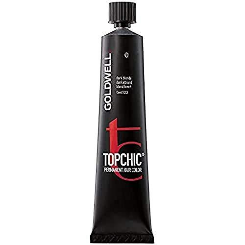 Goldwell Topchic Elumenated Haarfarbe 4N@KK , 1er Pack (1 x 60 ml)