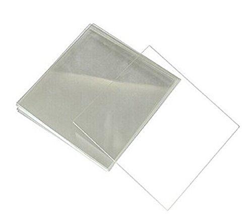 Vetro Di Borosilicato (Pyrex) 21,3Cm X 20Cm X 3Mm Per Piatto Di Riscaldamento Della Stampante 3D. Vetri Glass Borosilicate 213Mm X 200Mm X 3Mm