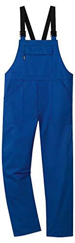 Uvex Eco 8836 Herren-Arbeitshose - Blaue Männer-Latzhose 48/50