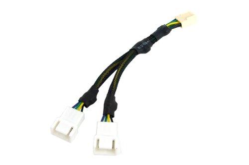 Y-Kabel 4Pin PWM Verteiler auf 2x 4Pin PWM