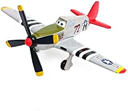 Disney Disney Pixar Planes Judge Davis #72 1:55 Diecast Metal Alloy Toy Plane Model Loose Kids Boy Gift