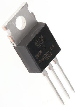 Triac BT136/600E 4A/600V TO-220
