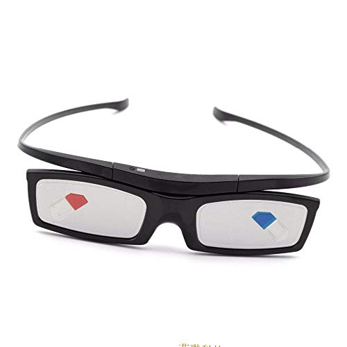 JSANSUI 3d glasses for tv Universal Bluetooth 3D Shutter Active Glasses,for Samsung SSG-5100GB / 3DTVs