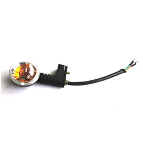 Xfight-Parts Clignotant arrière gauche complet 12 V 10 W E9–50R 001030 ZW G de garantie
