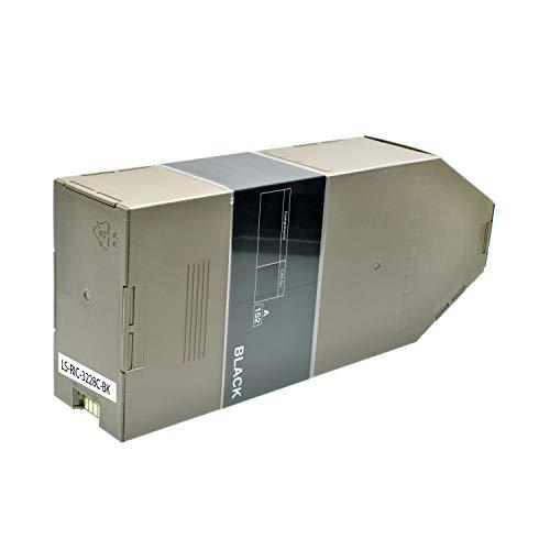 LS Toner für Ricoh Aficio 3228 C 888344 Black, 24000 Seiten, kompatibel zu Type R2BK