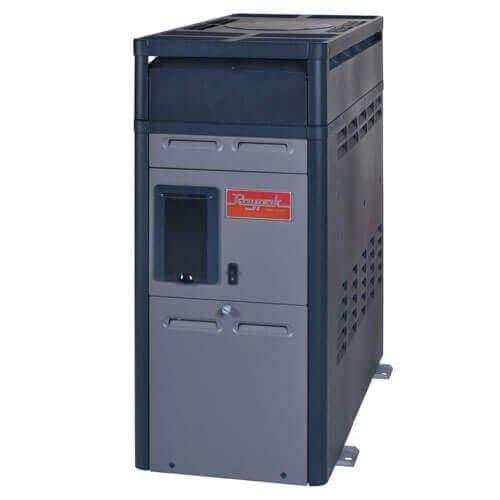 Raypak 336,000 BTU Digital Electronic Ignition Natural Gas Pool Heater