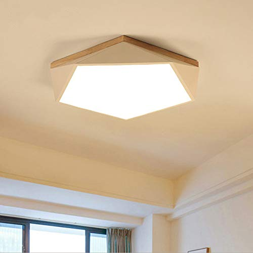 LED woonkamer plafond licht dimbaar met afstandsbediening, kantoor, neutraal wit/warm wit/koel wit superbright in de slaapkamer geïnstalleerd eetkamer gang kwekerij werden24W 1680lm