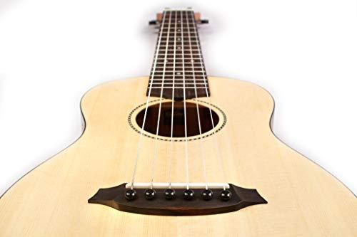 Cordoba Mini M, Mahogany, Small Body, Nylon String Guitar with Gig Bag
