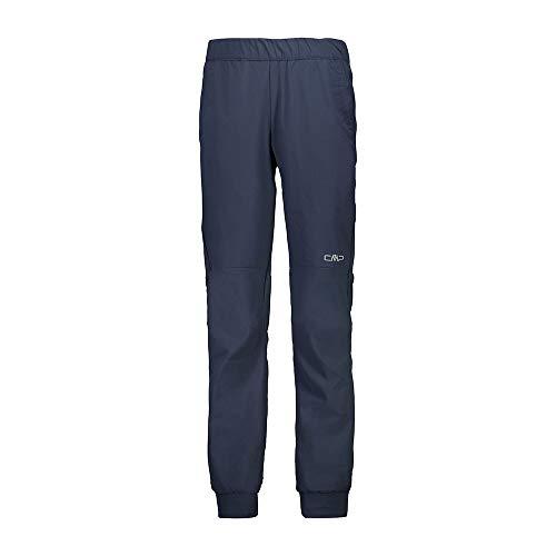 CMP Pantaloni In Light Stretch Nylon con Tecnologia Dry Function Pantalón, Niños, Cosmo, 140