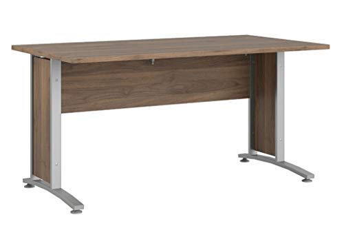 Tvilum Prima Schreibtisch 150x80cm Bürotisch Arbeitstisch Tisch Walnuss