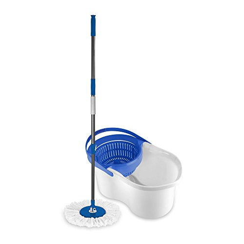 Clorox Spin Dry Mop, Silver