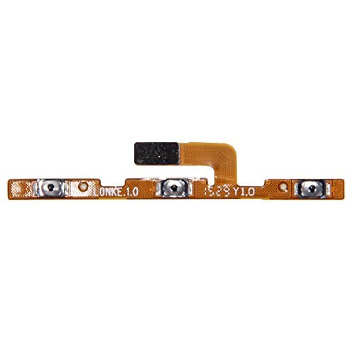 YSH Phone Replacement Parts for Meizu MX5 Power Button & Volume Button Flex Cable for Meizu