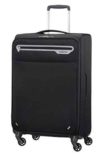 American Tourister Lightway Super Light Spinner 67/24, 4 Ruote, 66 litri, Anthracite
