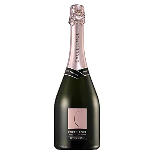 Espumante Excellence Rose Cuvee Prestige 750ml com Estojo Chandon