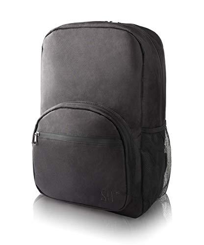 STASHIC Smell Proof Bag Backpack - Rucksack - Gym Bag - Stash Bag - Odor Adsorption Carbon Lining - Discreet Safe Storage - SH*