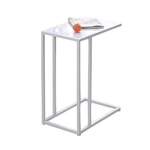 SZQ-Table Basse Table Basse en métal Rectangle Plusieurs Styles Mini Creative Petite Table à thé Canapé Côté Fleur Stand Table De Dessert Table De Dessert Taille: 48 * 28 * 58CM Table de Sofa