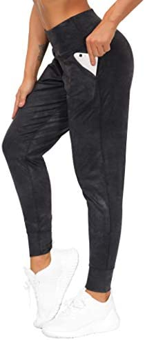 THE GYM PEOPLE Women s Joggers Pants Lightweight Athletic Leggings Tapered Lounge Pants for product image