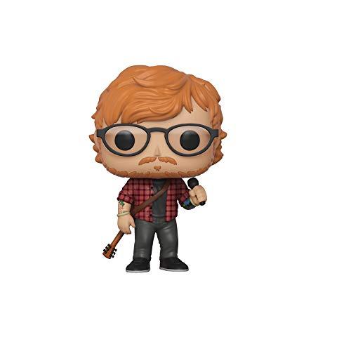 Funko Pop!- Ed Sheeran Figura de Vinilo (29529)