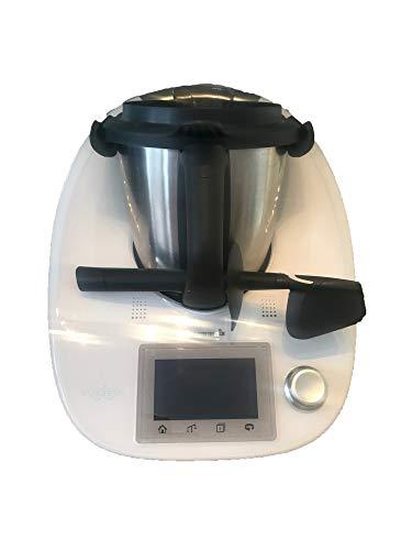 Beauty.Scouts Mixi für Thermomix TM5 & TM6 - unsichtbares Gleitbrett für den Thermomix, Küche, Zübehör für Thermomix, Gleiteruntersatz Größe 3