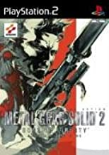 PS2 Metal Gear Solid 2: Sons Of Liberty Germany PAL