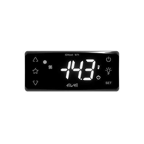 ich-zapfe Termostato di sbrinamento con Funzione di Alarm eliwell ID 971 / A