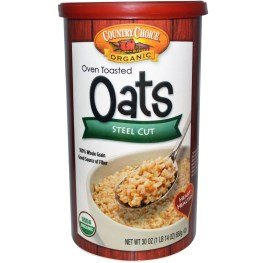 country choice steel cut oats - 4