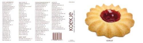 Koekje: koekjes van Cees Holtkamp & Kees Raat