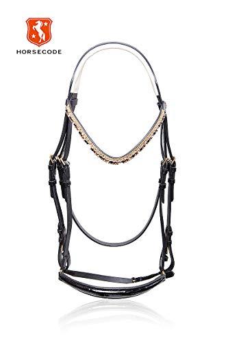 Horsecode Trense Diamond Deluxe H VB
