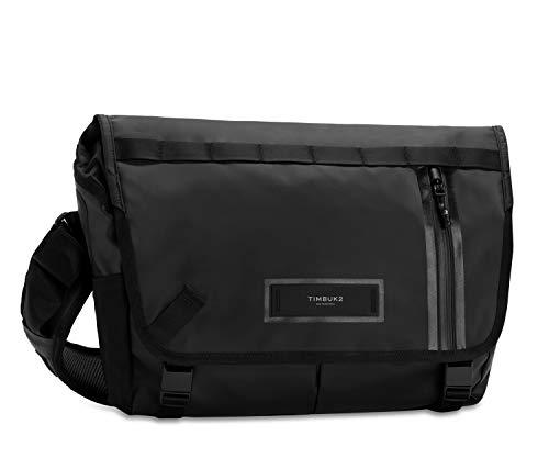 Timbuk2 Especial Stash Messenger Bag, Jet Black, Medium