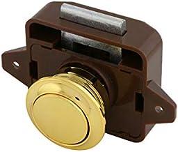 Drukknop klinkknop Lock voor lade kast deur caravan motor thuis kast keuken deur kast deur toilet deur garage deur tuindeu...