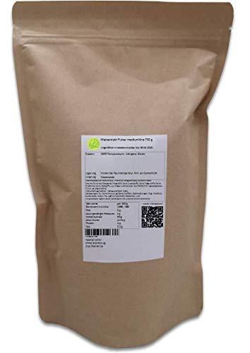 Malzextrakt Pulver mediumXtra 750 g ideal für Mischbrot, goldenes Craftbier