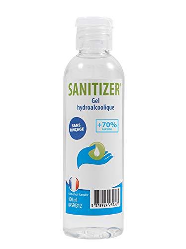 Sanitizer Gel Hydroalcoolique 100 ml