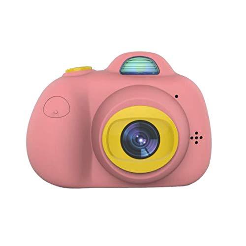 Jessicadaphne Videocámara con cámara de acción Deportiva y grabadora de Video 720P con resolución de Foto de 16Mp Cámara para niños para niños Niños Niñas Regalo